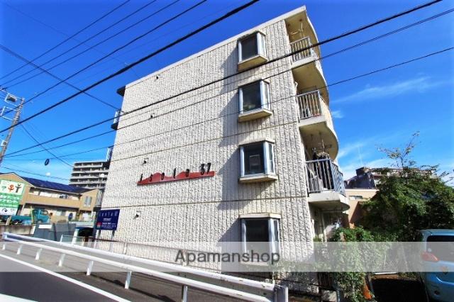 埼玉県富士見市、みずほ台駅徒歩19分の築28年 4階建の賃貸マンション