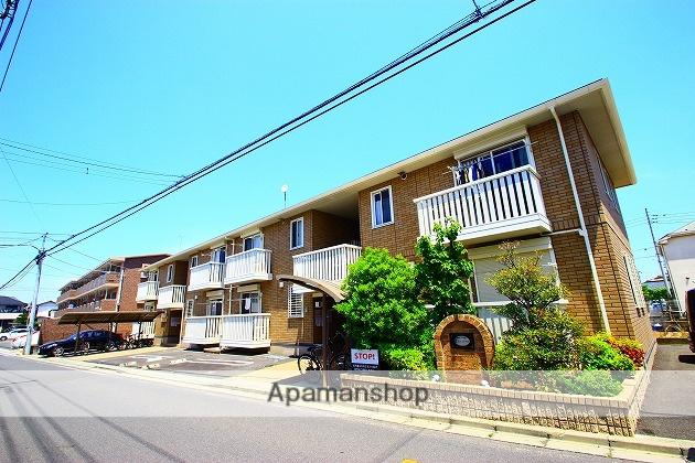 埼玉県ふじみ野市、ふじみ野駅徒歩10分の築8年 2階建の賃貸アパート