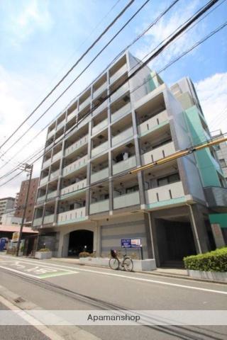 埼玉県志木市、北朝霞駅徒歩22分の築19年 7階建の賃貸マンション