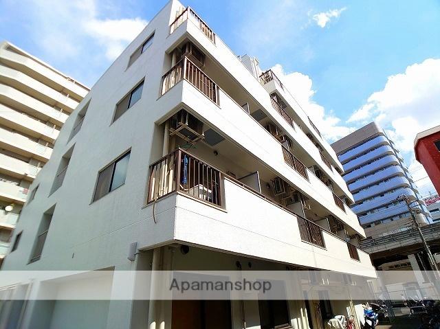 埼玉県朝霞市、北朝霞駅徒歩2分の築26年 5階建の賃貸マンション