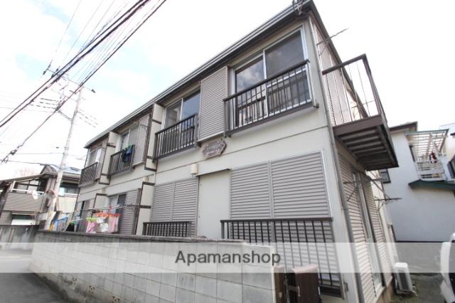 埼玉県志木市、北朝霞駅徒歩28分の築32年 2階建の賃貸アパート