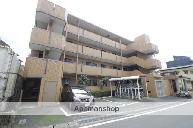 埼玉県朝霞市、北朝霞駅徒歩9分の築17年 4階建の賃貸マンション