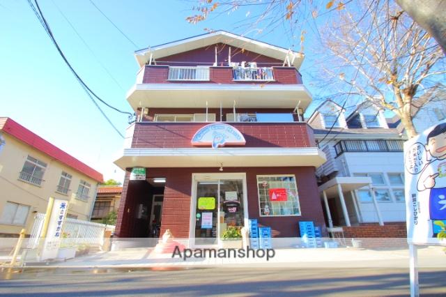 埼玉県入間郡三芳町、みずほ台駅徒歩7分の築30年 2階建の賃貸アパート