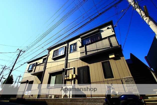 埼玉県ふじみ野市、鶴瀬駅徒歩46分の築16年 2階建の賃貸テラスハウス