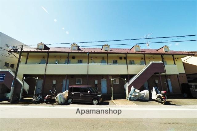 埼玉県ふじみ野市、ふじみ野駅徒歩20分の築24年 2階建の賃貸アパート