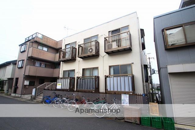 埼玉県朝霞市、北朝霞駅徒歩8分の築25年 3階建の賃貸マンション