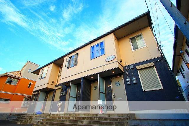 埼玉県志木市、志木駅徒歩16分の築12年 2階建の賃貸アパート