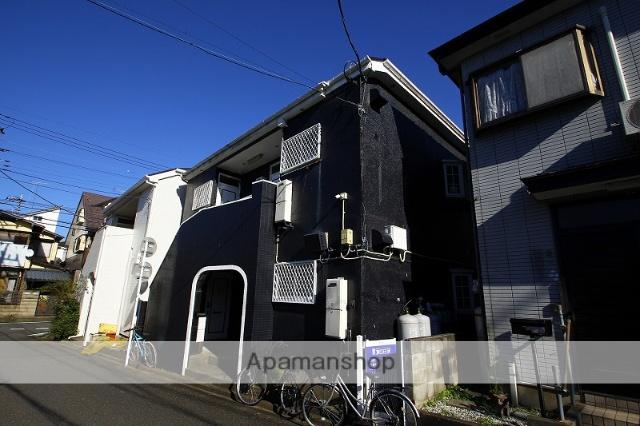 埼玉県富士見市、みずほ台駅徒歩13分の築29年 2階建の賃貸アパート