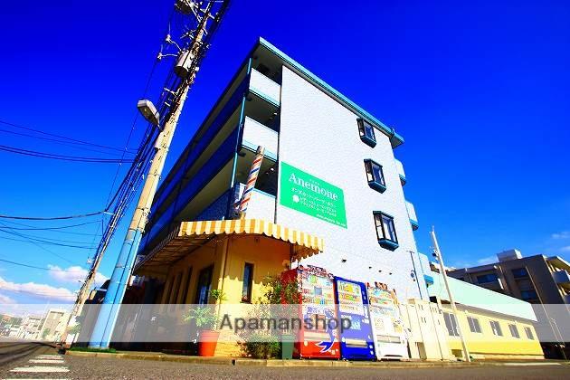 埼玉県富士見市、ふじみ野駅徒歩3分の築19年 4階建の賃貸マンション
