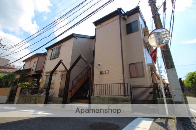 埼玉県富士見市、みずほ台駅徒歩18分の築29年 2階建の賃貸アパート