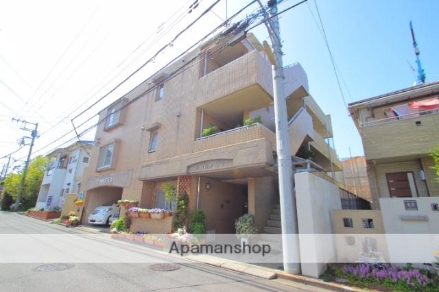 埼玉県富士見市、みずほ台駅徒歩4分の築29年 4階建の賃貸マンション