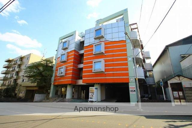 埼玉県富士見市、みずほ台駅徒歩12分の築30年 5階建の賃貸マンション