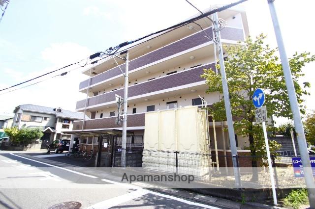 埼玉県ふじみ野市、鶴瀬駅徒歩28分の築15年 4階建の賃貸マンション