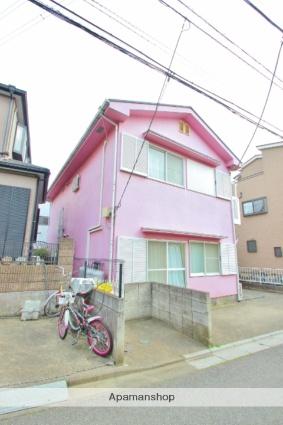 埼玉県富士見市、鶴瀬駅徒歩9分の築23年 2階建の賃貸アパート