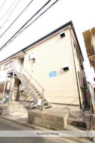 埼玉県富士見市、みずほ台駅徒歩14分の築9年 2階建の賃貸アパート