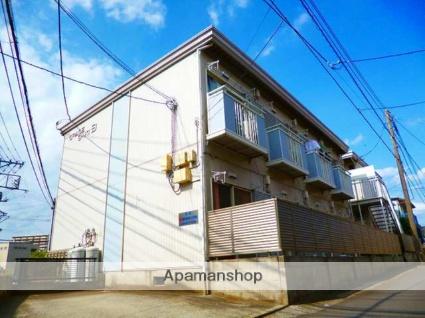 埼玉県新座市、新座駅徒歩36分の築25年 2階建の賃貸アパート