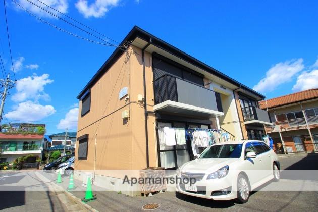埼玉県富士見市、みずほ台駅徒歩13分の築19年 2階建の賃貸アパート