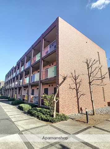 埼玉県ふじみ野市、鶴瀬駅徒歩45分の築9年 3階建の賃貸マンション