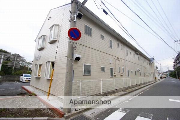 埼玉県ふじみ野市、鶴瀬駅徒歩30分の築24年 2階建の賃貸アパート