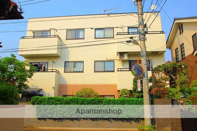 埼玉県富士見市、みずほ台駅徒歩18分の築21年 3階建の賃貸マンション