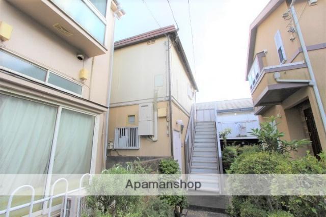 埼玉県富士見市、みずほ台駅徒歩17分の築31年 2階建の賃貸アパート