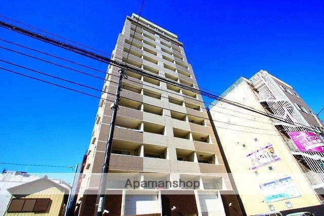 埼玉県志木市、北朝霞駅徒歩25分の築11年 14階建の賃貸マンション