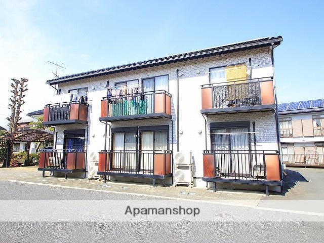 埼玉県川越市、新河岸駅徒歩8分の築14年 2階建の賃貸アパート