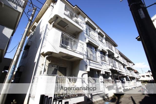 埼玉県ふじみ野市、上福岡駅徒歩5分の築38年 3階建の賃貸マンション