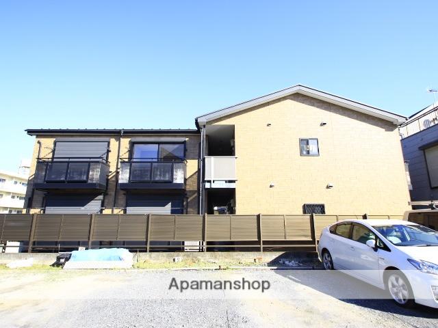 埼玉県川越市、新河岸駅徒歩12分の築11年 2階建の賃貸アパート