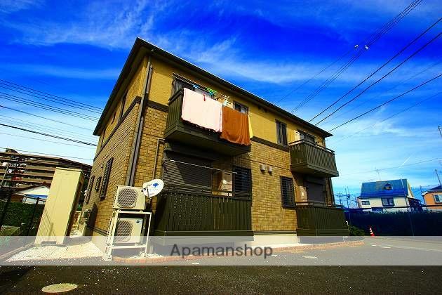 埼玉県ふじみ野市、ふじみ野駅徒歩16分の築11年 2階建の賃貸アパート