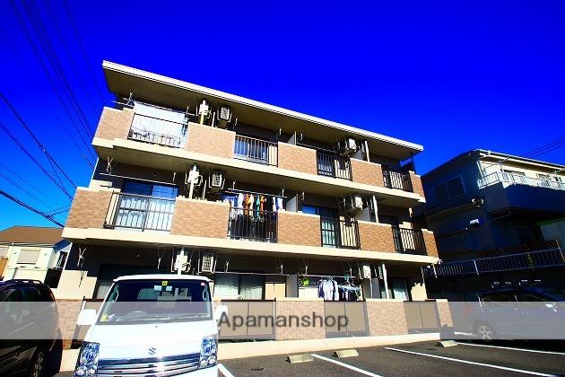 埼玉県富士見市、鶴瀬駅徒歩25分の築14年 3階建の賃貸マンション