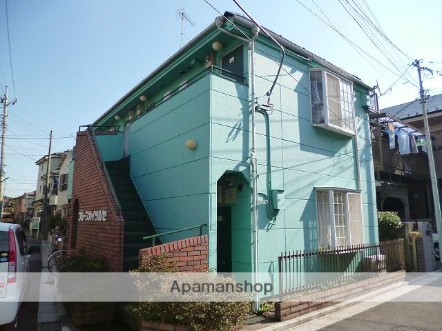 埼玉県入間郡三芳町、みずほ台駅徒歩21分の築27年 2階建の賃貸アパート