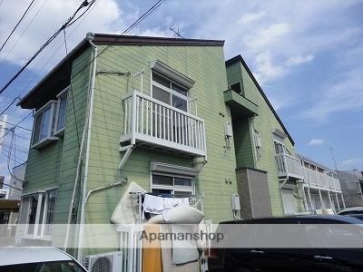 埼玉県川越市、新河岸駅徒歩19分の築26年 2階建の賃貸アパート