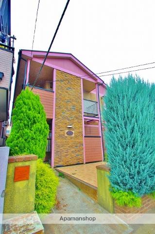 埼玉県富士見市、みずほ台駅徒歩17分の築17年 2階建の賃貸アパート