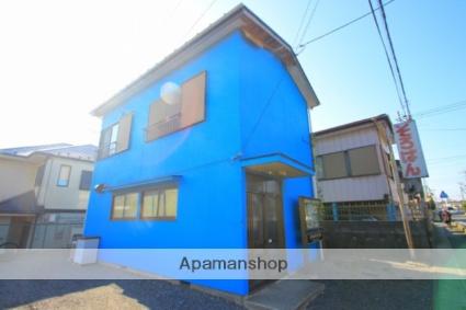 埼玉県富士見市、鶴瀬駅徒歩25分の築30年 2階建の賃貸アパート