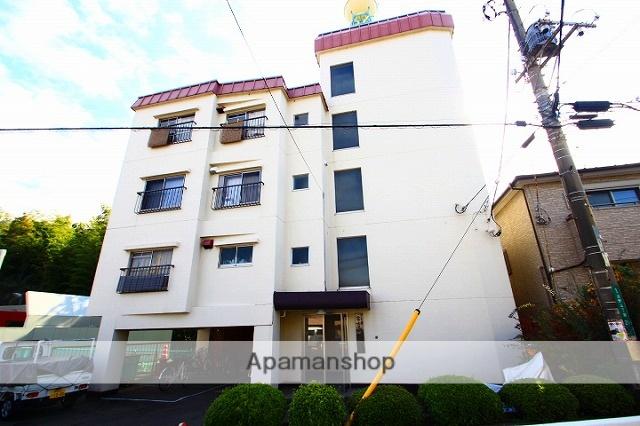 埼玉県新座市、新座駅徒歩23分の築40年 4階建の賃貸マンション