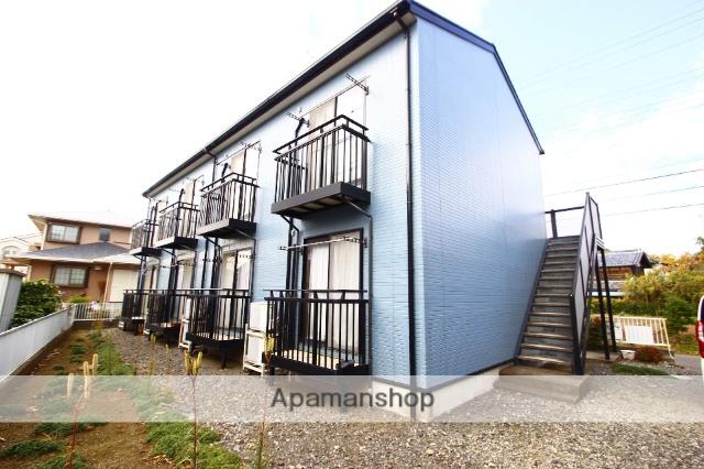 埼玉県富士見市、ふじみ野駅徒歩13分の築15年 2階建の賃貸アパート
