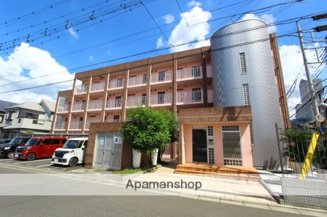 埼玉県富士見市、みずほ台駅徒歩8分の築3年 4階建の賃貸マンション