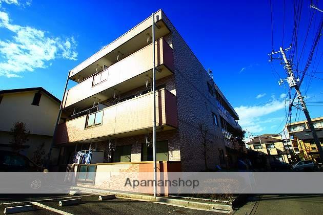 埼玉県ふじみ野市、ふじみ野駅徒歩8分の築18年 3階建の賃貸マンション