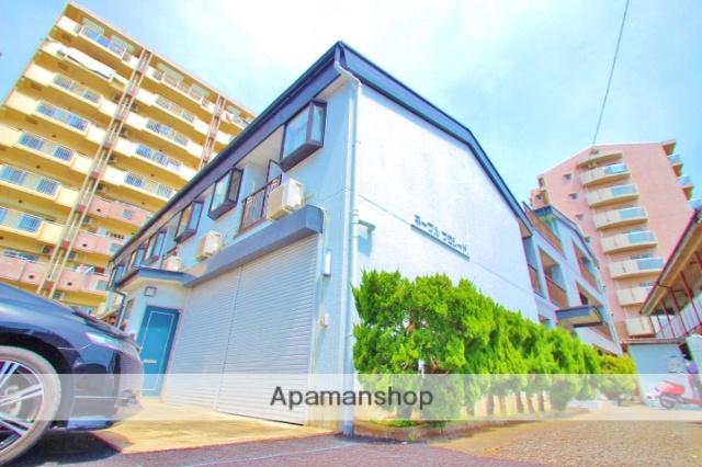 埼玉県富士見市、みずほ台駅徒歩25分の築24年 3階建の賃貸マンション