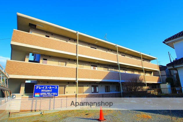 埼玉県富士見市、鶴瀬駅徒歩20分の築15年 3階建の賃貸マンション