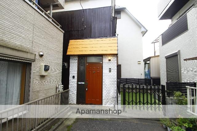 埼玉県富士見市、みずほ台駅徒歩30分の築50年 2階建の賃貸一戸建て