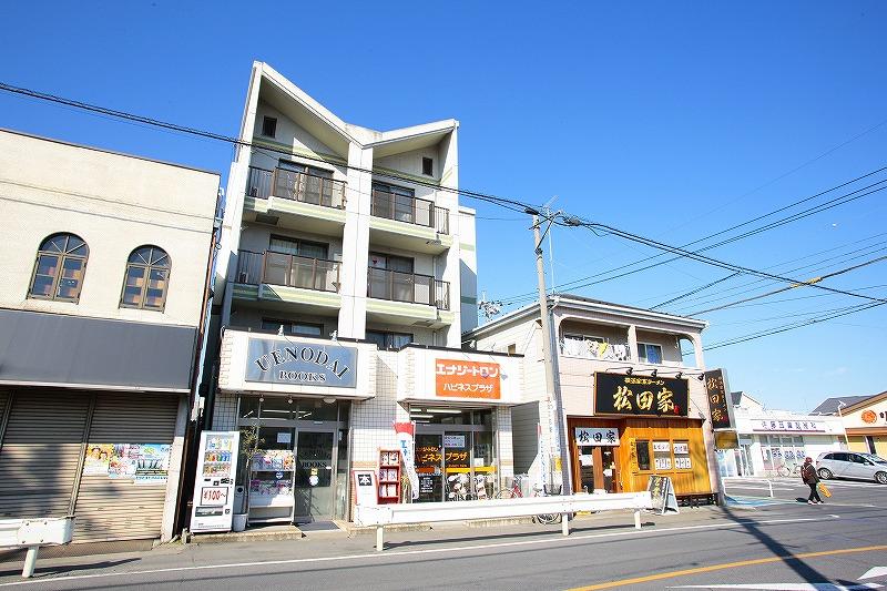 埼玉県ふじみ野市、ふじみ野駅徒歩30分の築13年 4階建の賃貸マンション
