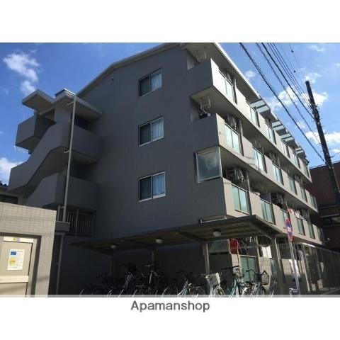 埼玉県ふじみ野市、ふじみ野駅徒歩9分の築1年 4階建の賃貸マンション