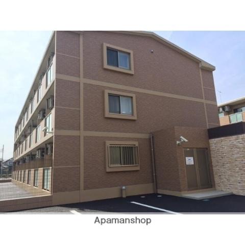 埼玉県川越市、上福岡駅徒歩25分の築1年 3階建の賃貸マンション