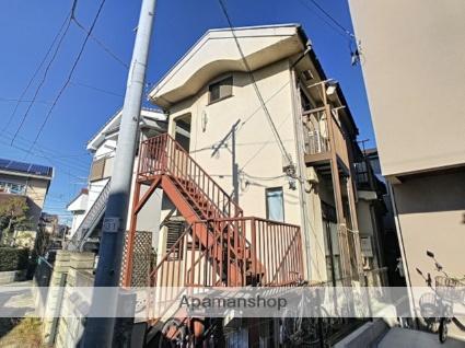 埼玉県富士見市、鶴瀬駅徒歩8分の築29年 2階建の賃貸アパート