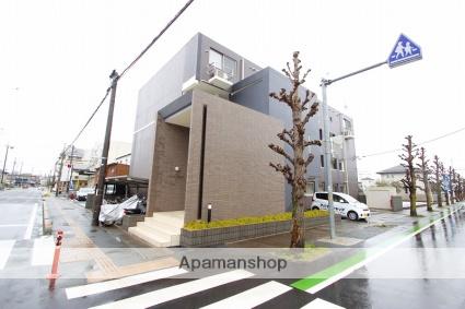 埼玉県川越市、ふじみ野駅徒歩49分の築1年 4階建の賃貸マンション