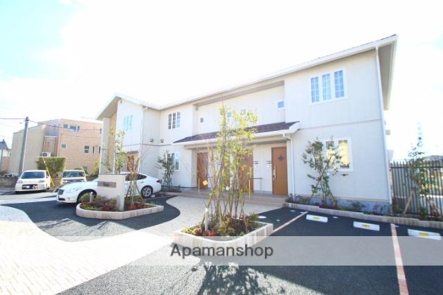 埼玉県志木市、志木駅徒歩46分の新築 2階建の賃貸アパート