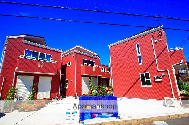 埼玉県富士見市、柳瀬川駅徒歩16分の築1年 2階建の賃貸アパート