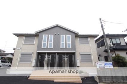 埼玉県川越市、新河岸駅徒歩9分の新築 2階建の賃貸アパート